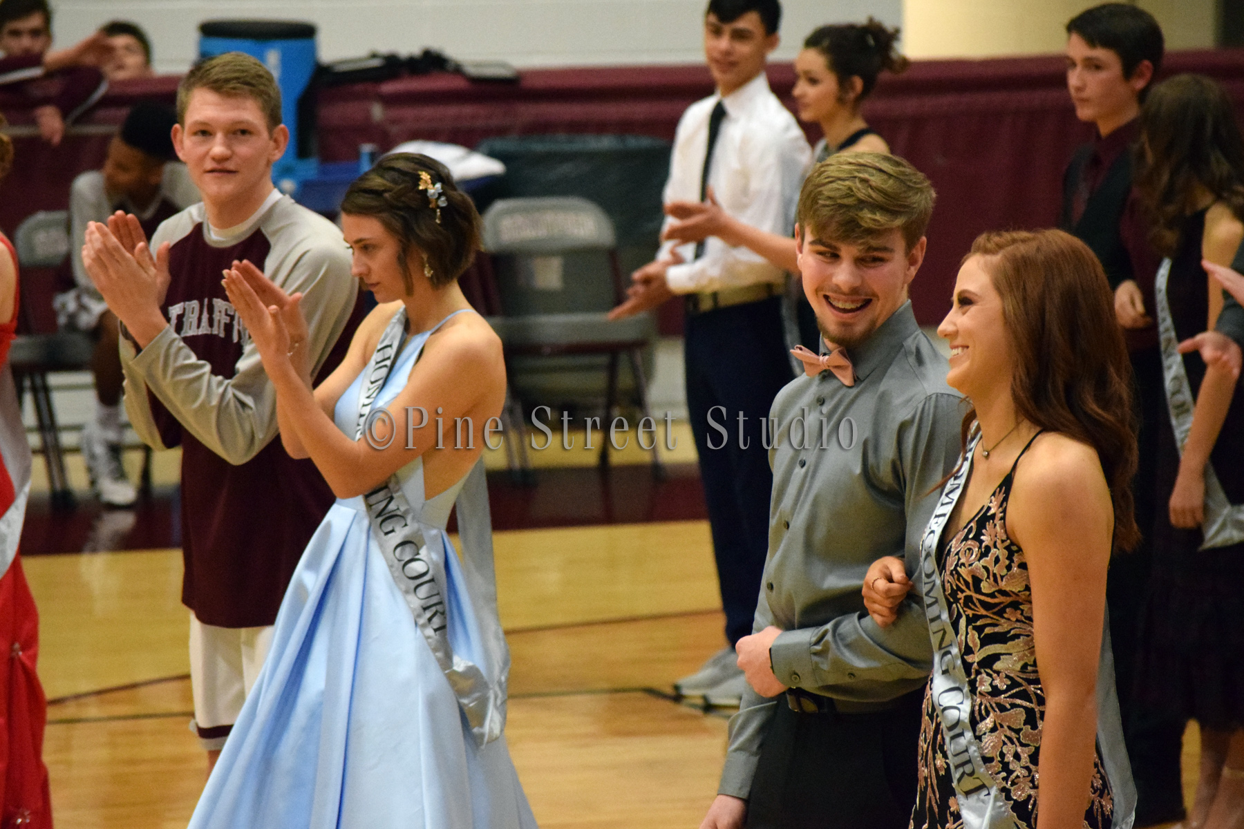 Strafford Boys Basketball Homecoming 2-8-2019